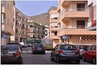 Mallorca 2012, calle en Puerto de Pollenca