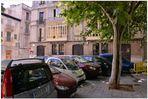 Mallorca 2012, Palma, plaza de quadrado
