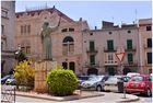 Mallorca 2012, Palma, Plaza de Sant Francesc