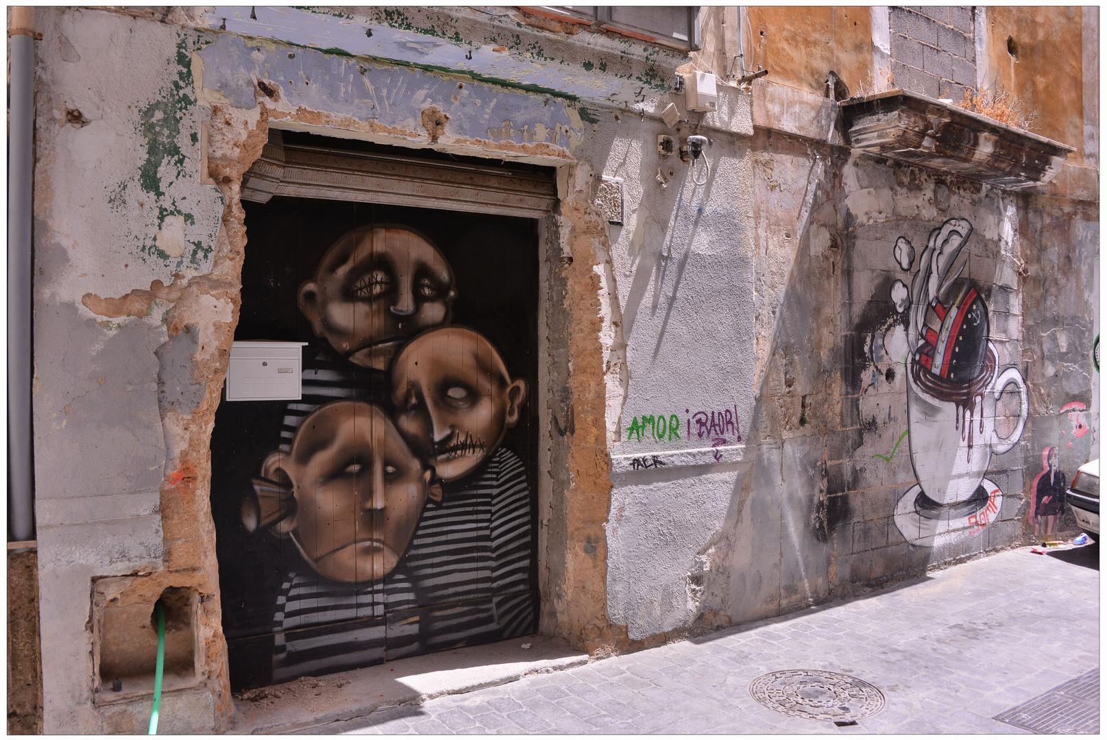 Mallorca 2012, Palma, un rincón bonito