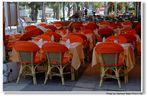 Mallorca, esperando a los clientes (Auf Gäste wartend)