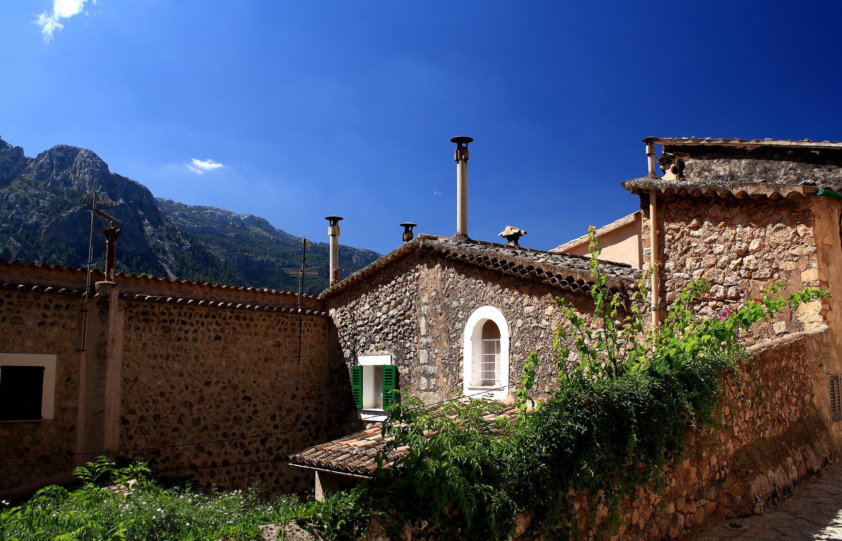 Mallorca - Fornalutx