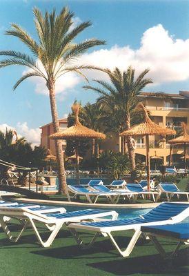 Mallorca Hotelanlage LaDorada Playa de Muro