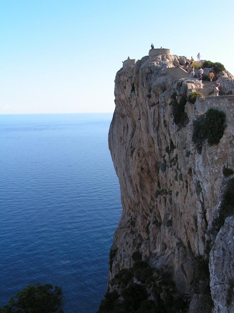 Mallorca, in der Nähe von Cap Formentor
