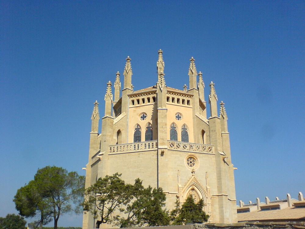 Mallorca - Llucmayor - Kloster