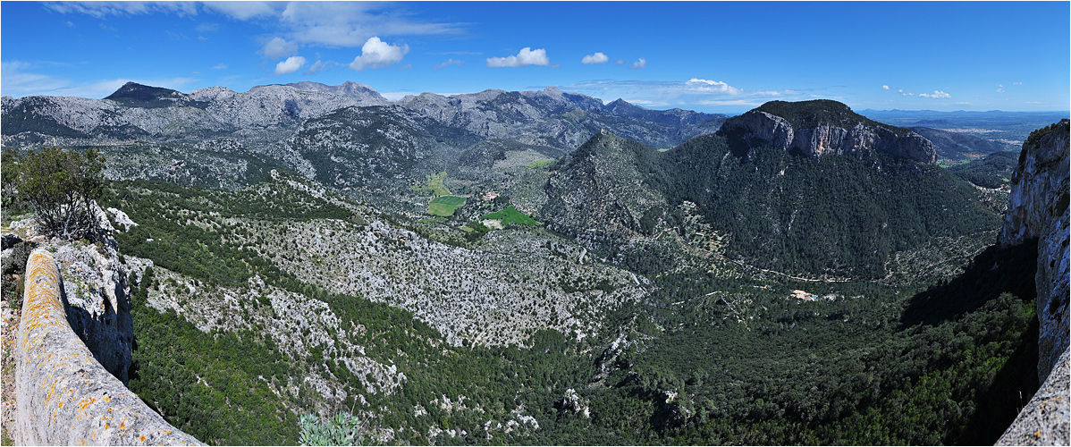 Mallorca Panorama Alaro
