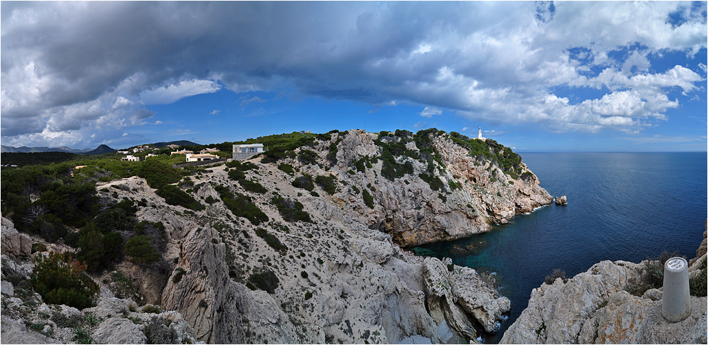 Mallorca Panorama Cala Ratjada