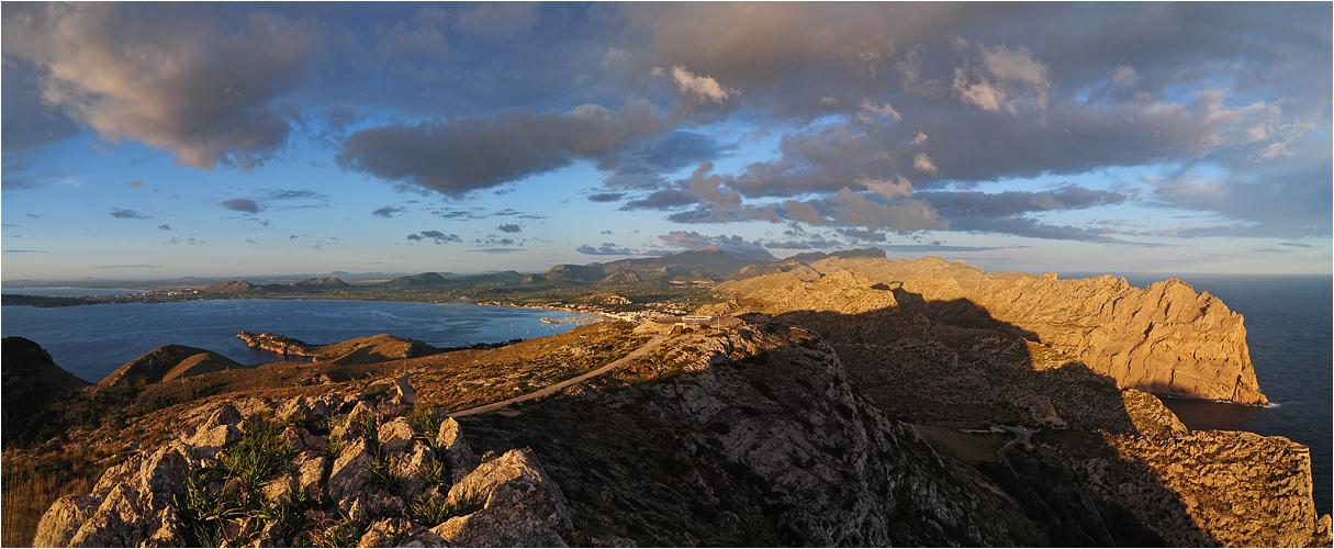 Mallorca Panorama P. Pollenca
