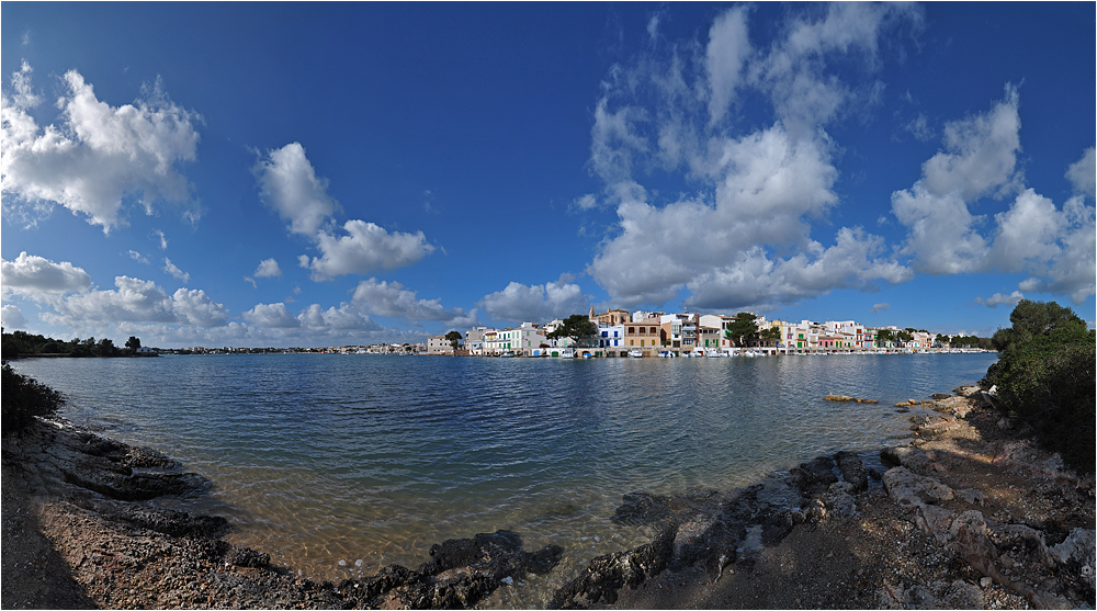 Mallorca Panorama Porto Colom