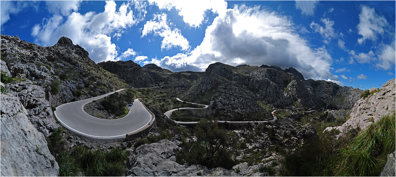 Mallorca Panorama Sa Calobra II