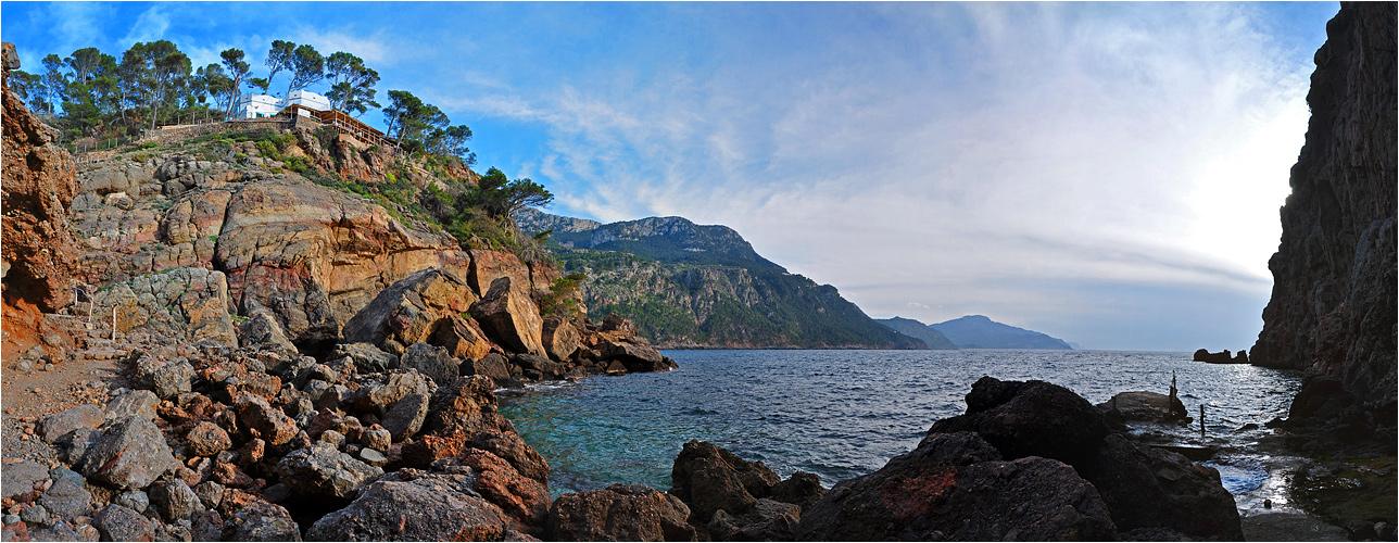 Mallorca Panorama Sa Foradada