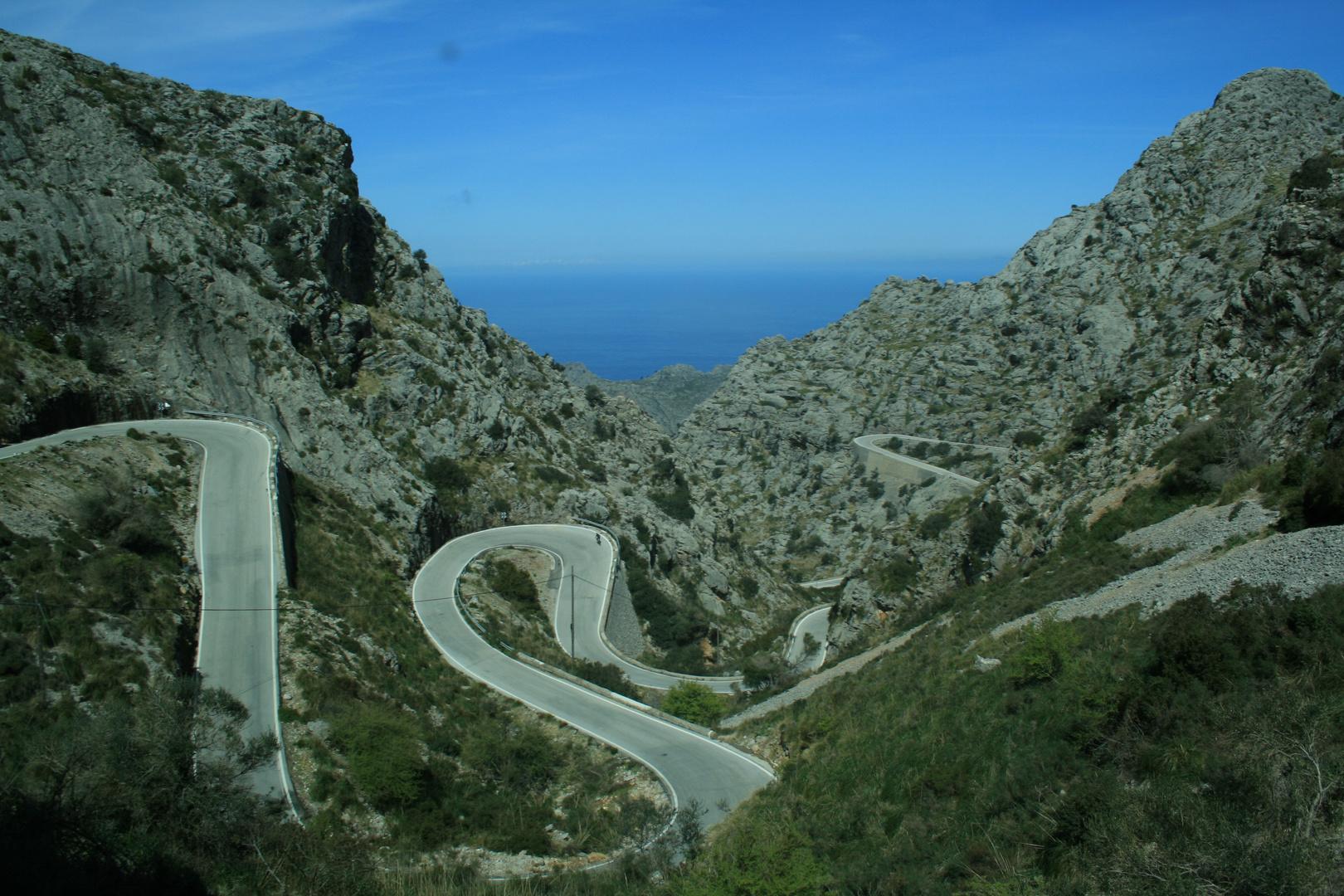 Mallorca - Sa Calobra