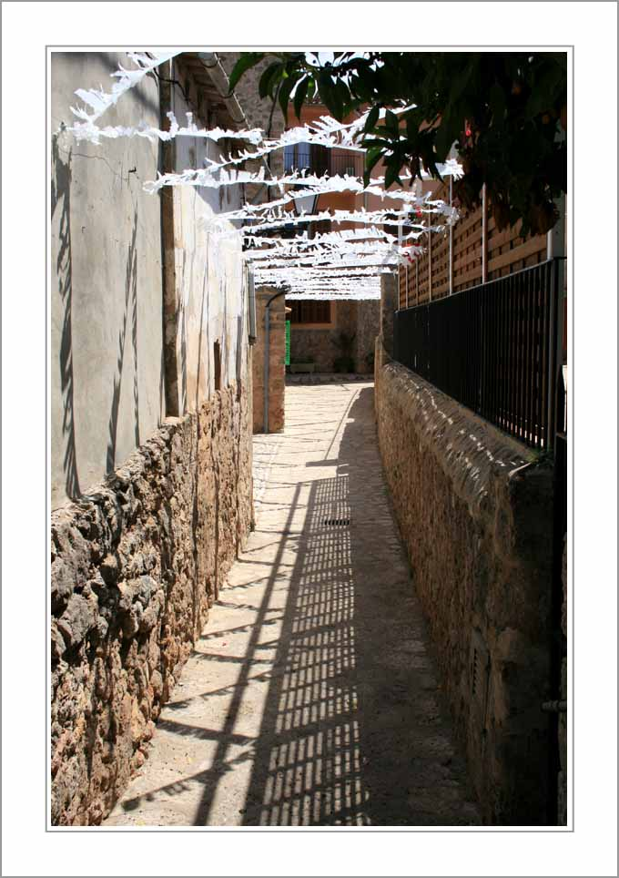 Mallorca, The Alley