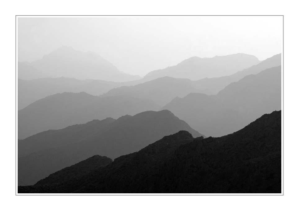 Mallorca, The Mountains (I)