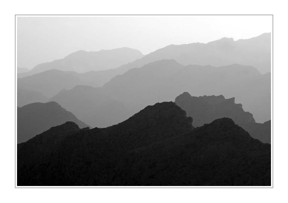Mallorca, The Mountains (II)