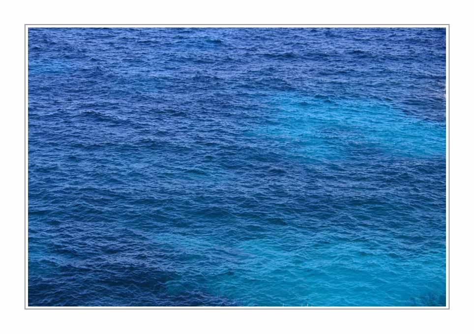 Mallorca, The Ocean (III)