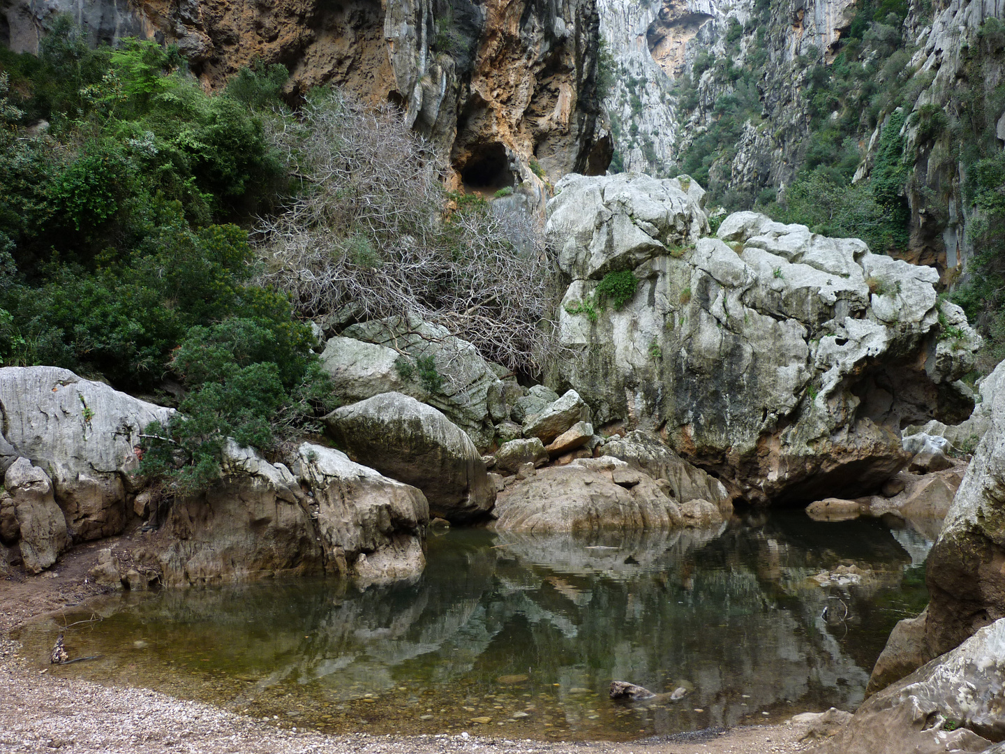 Mallorca Torrent de Pareis 2
