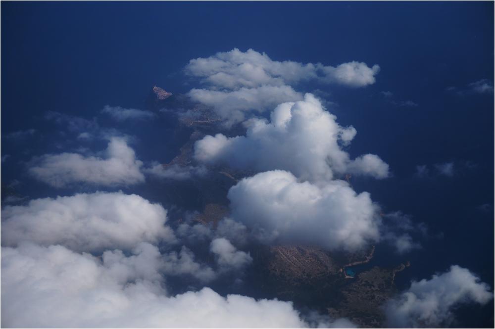 Mallorca von oben 1