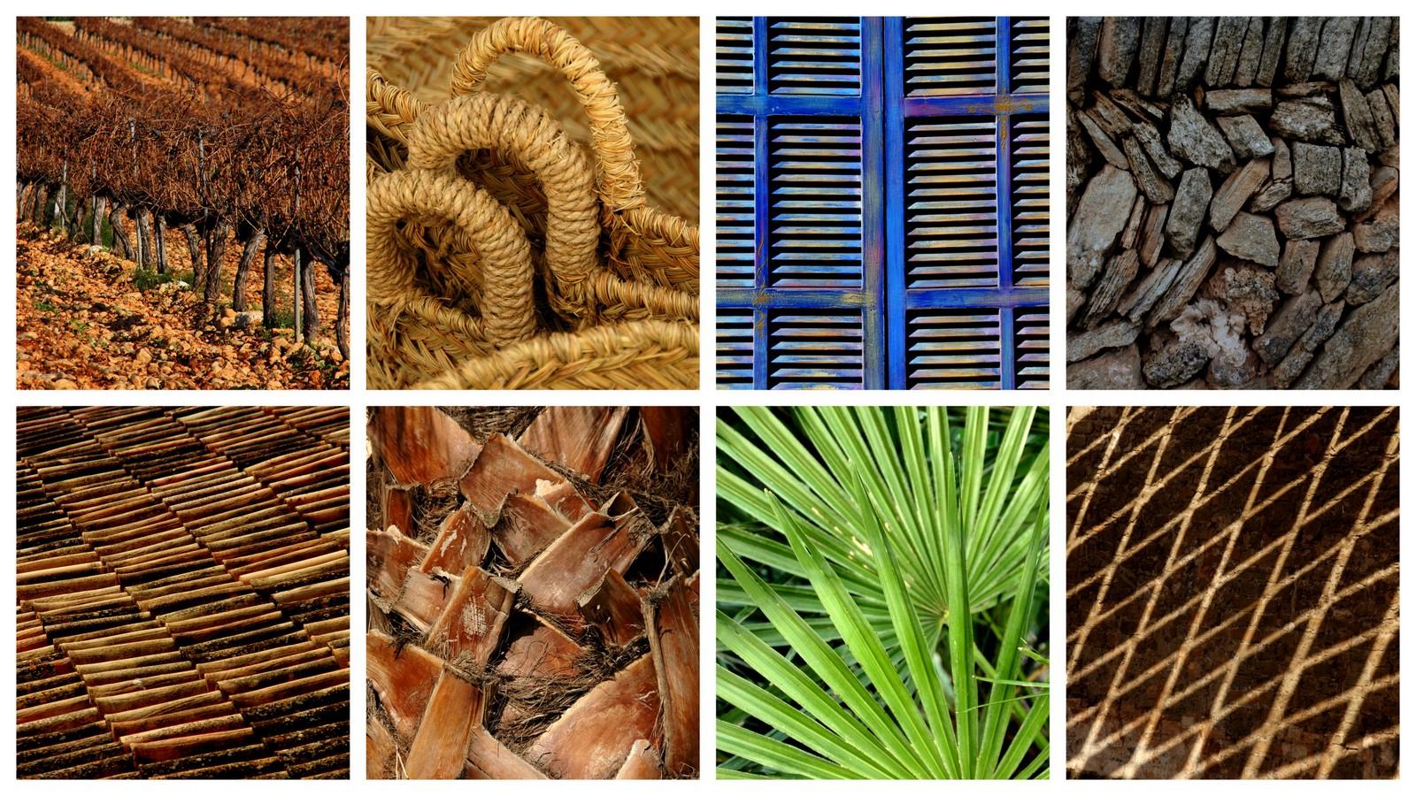 Mallorquinische Texturen