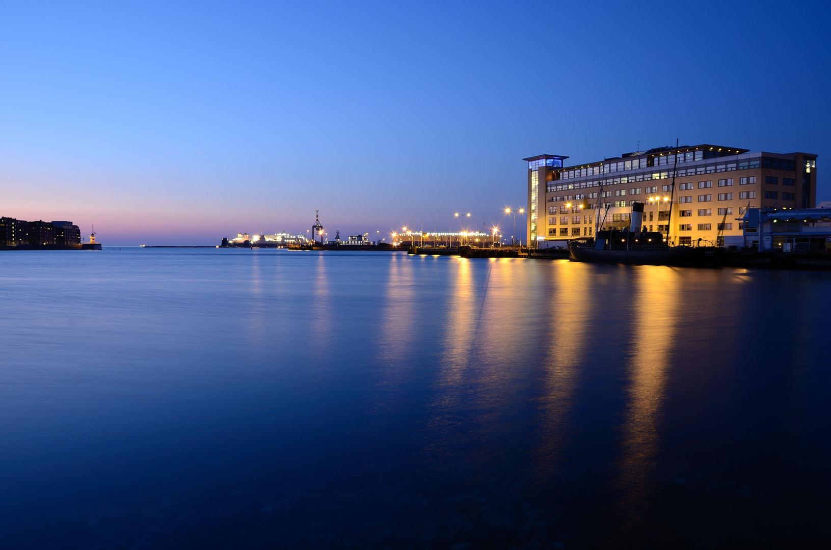 Malmö bei Nacht 1