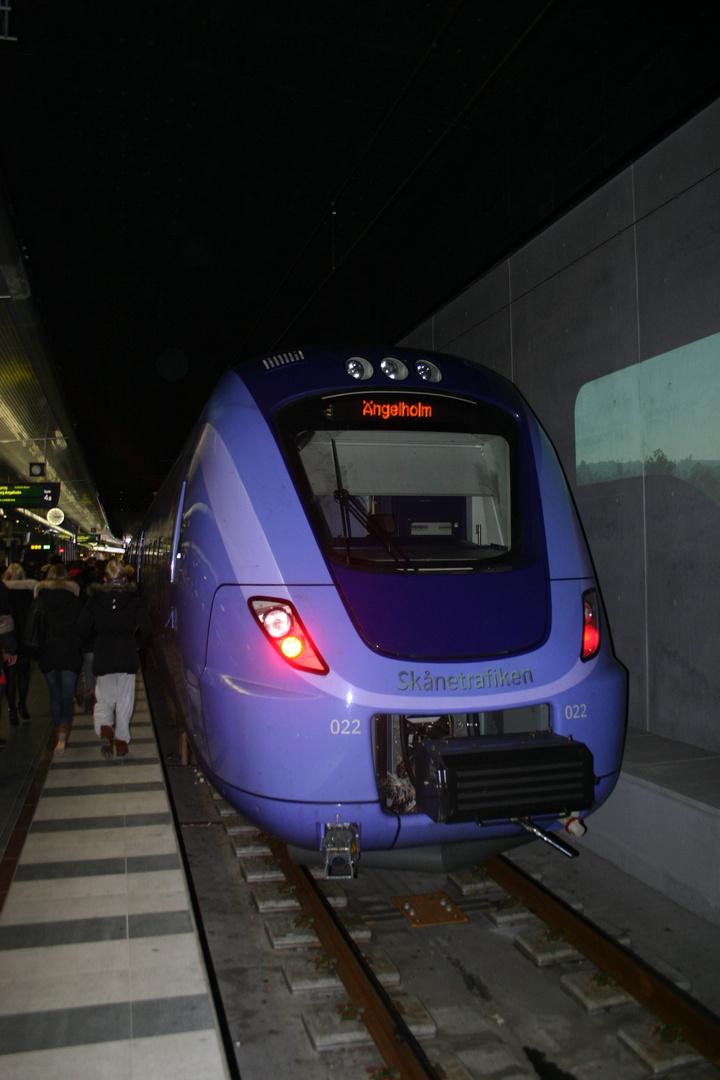 Malmö C der neue City Tunel
