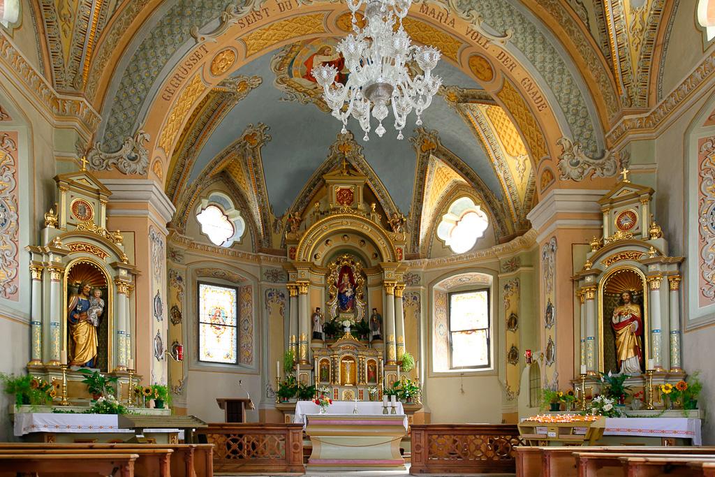 Mals Kirche
