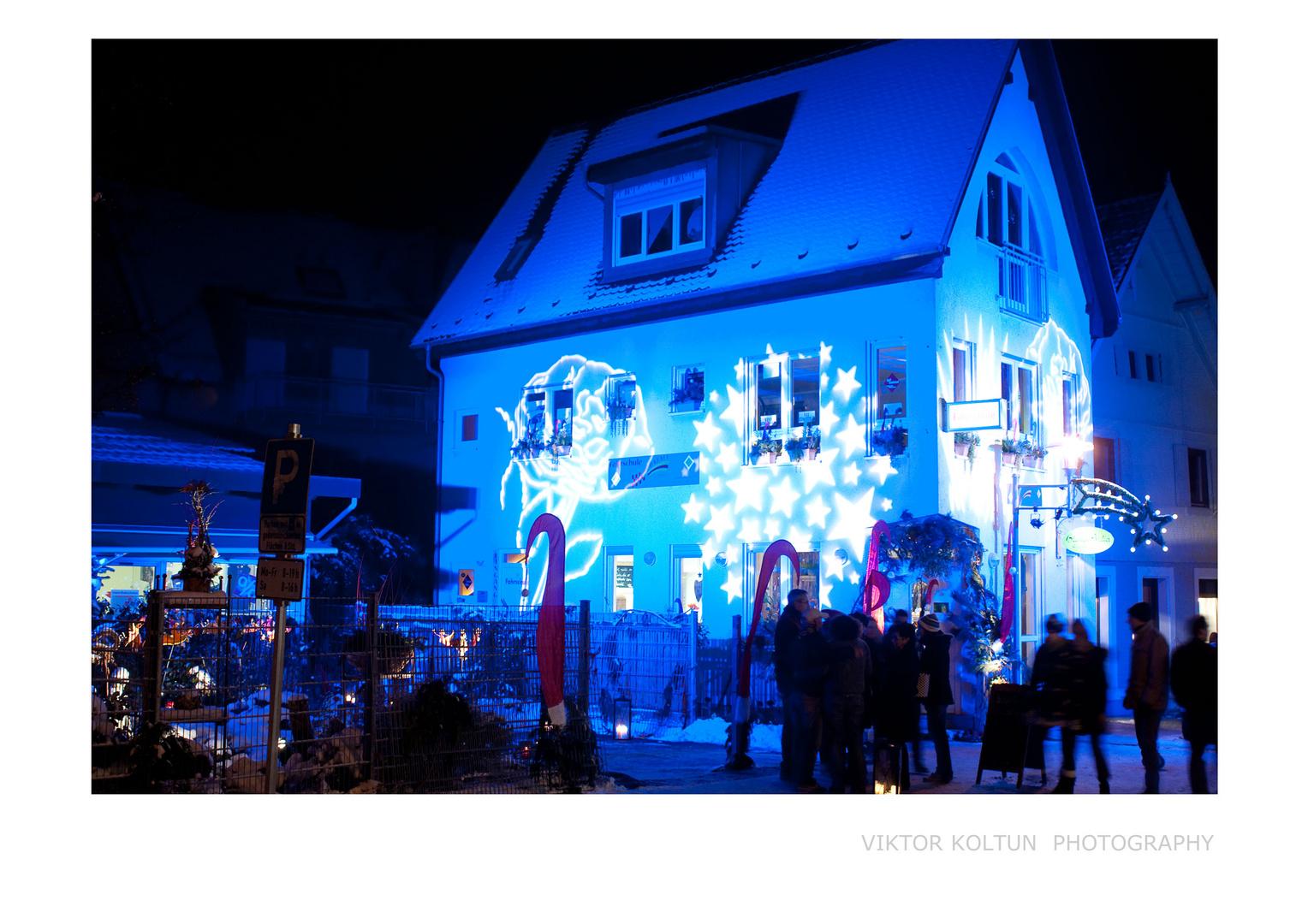 Malsch Weihnachtsmarkt 2010 / 1
