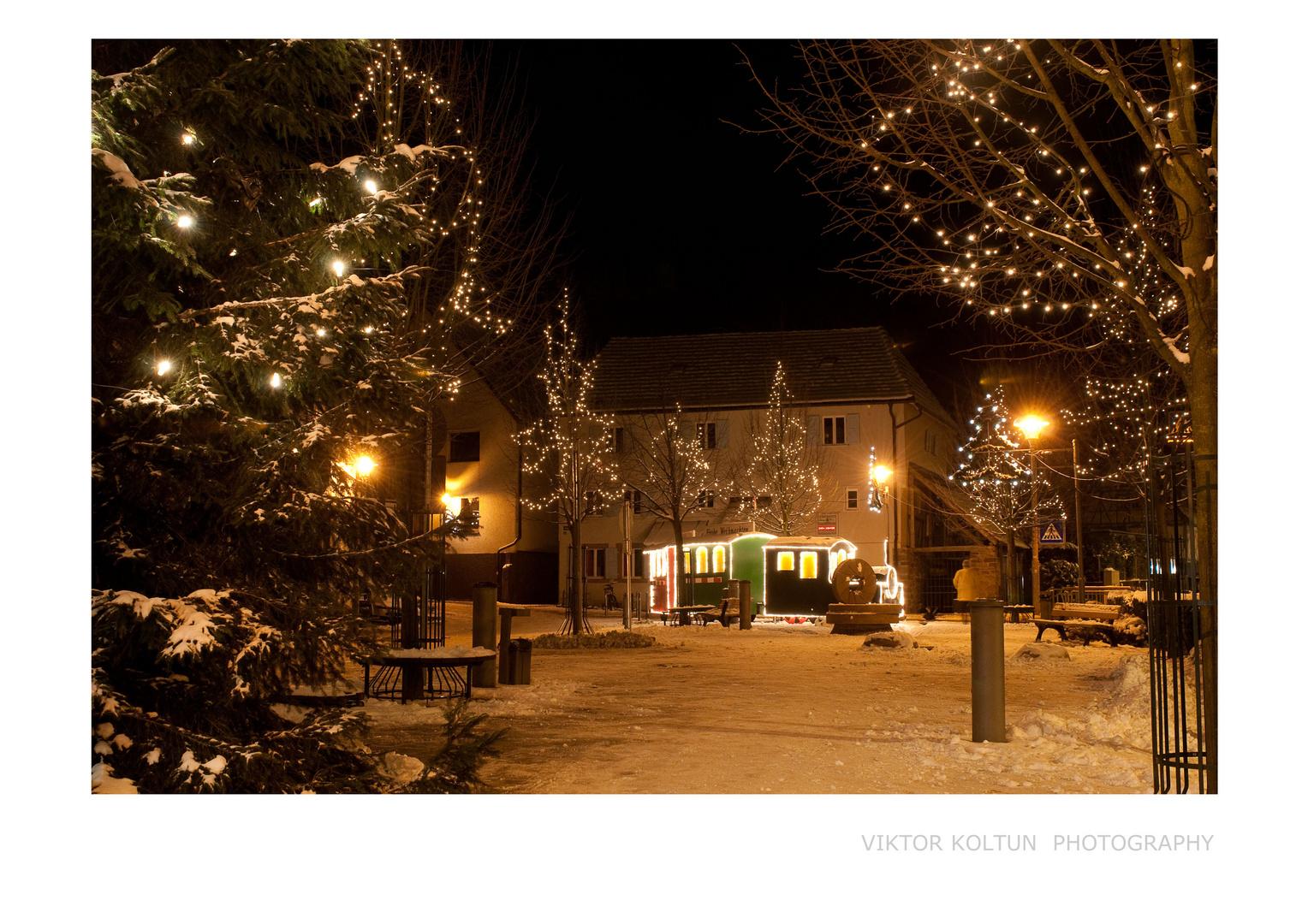 Malsch Weihnachtsmarkt 2010 / 3