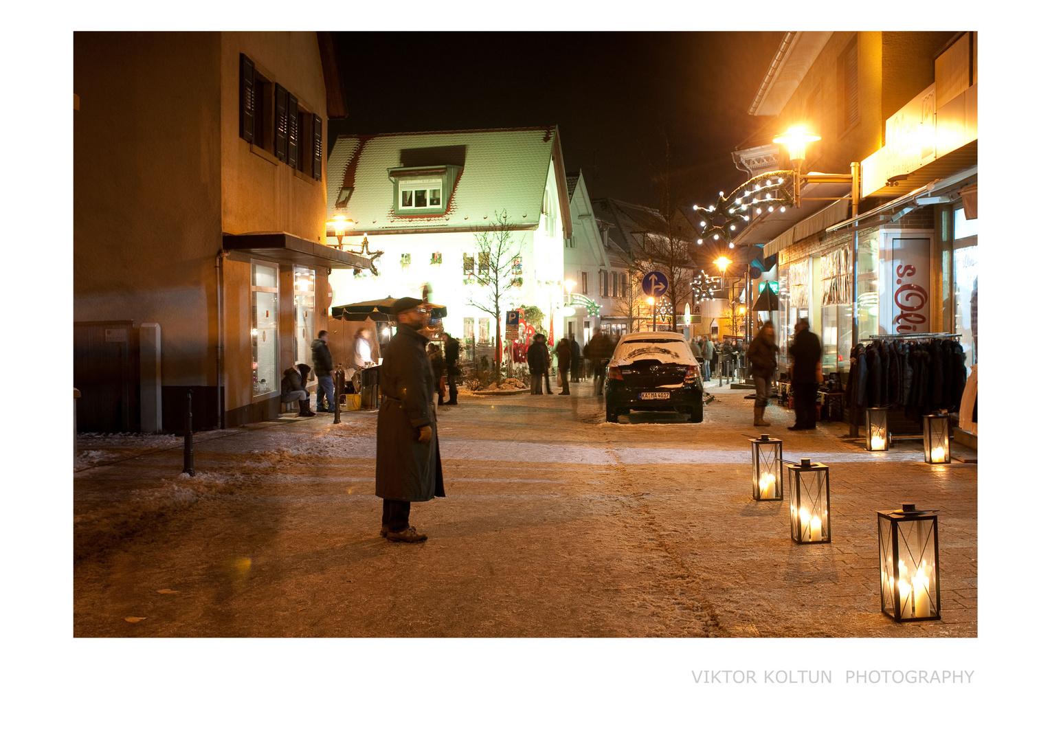 Malsch Weihnachtsmarkt 2010 / 4