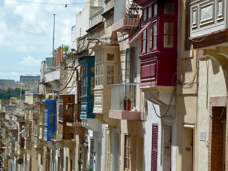 Malta-Balkone