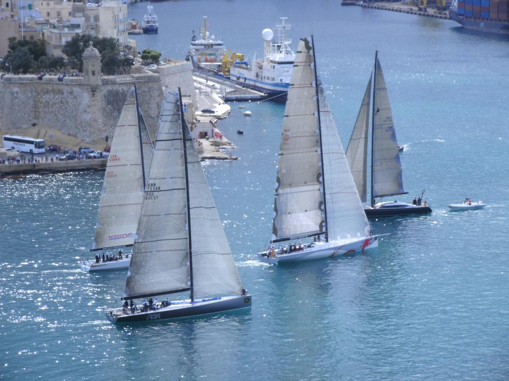 Malta im Oktober 2009