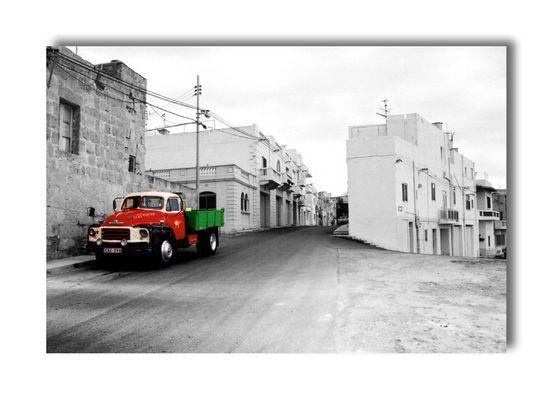 Malta Lorry