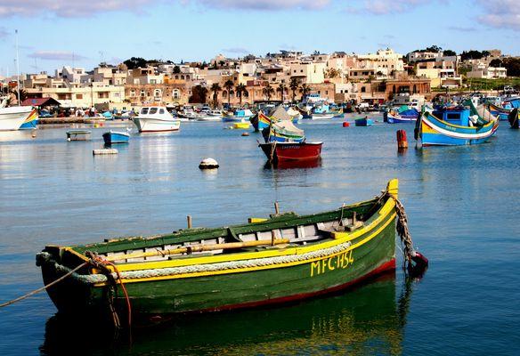 Malta - Passeggiando nel porto
