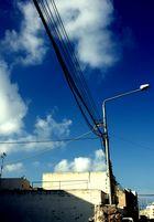 Malta - Utility Pole