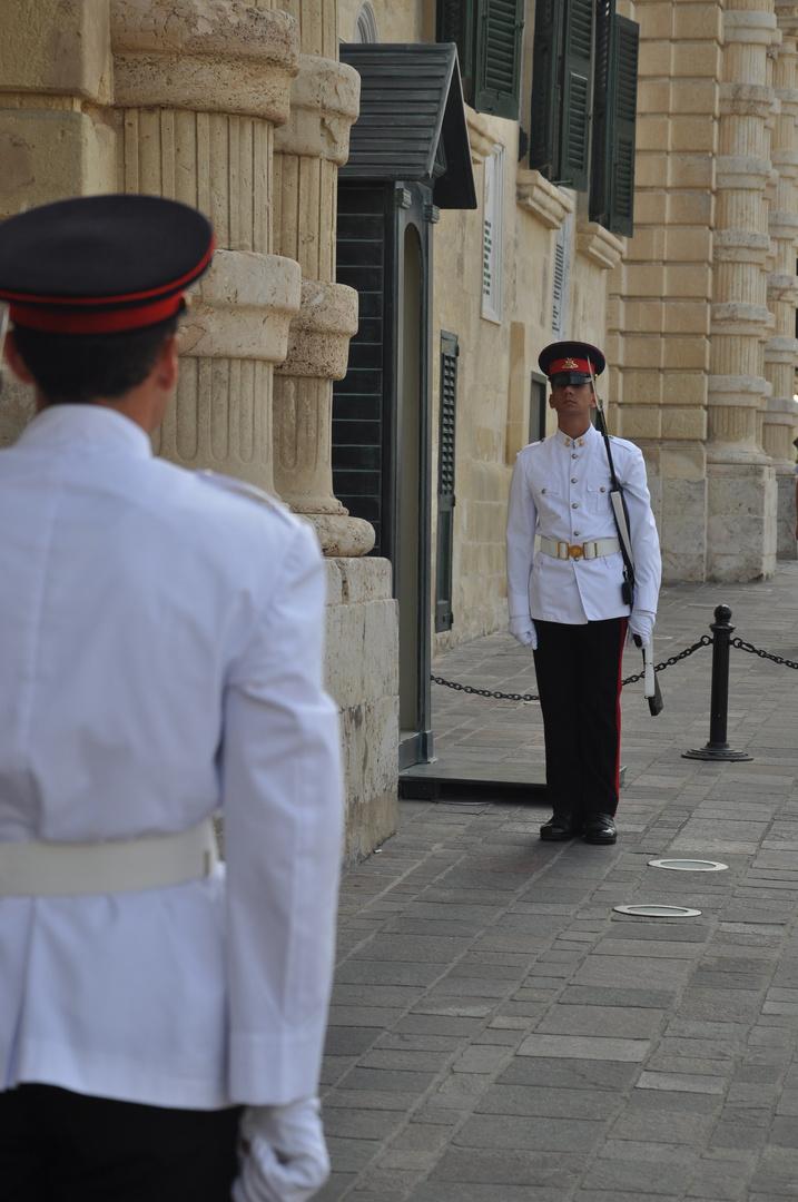 Malta Valetta .