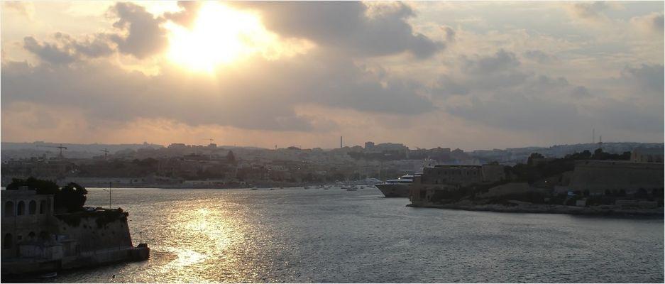 ~ Malta - Valetta Harbour ~