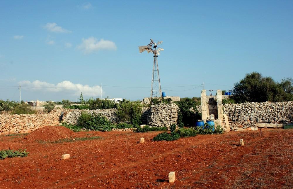 Malta Windmill