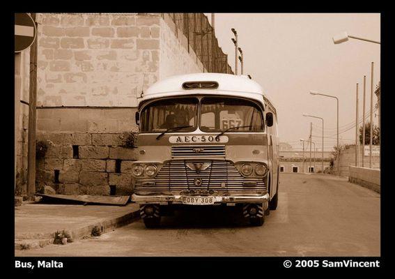 Malta's Bus