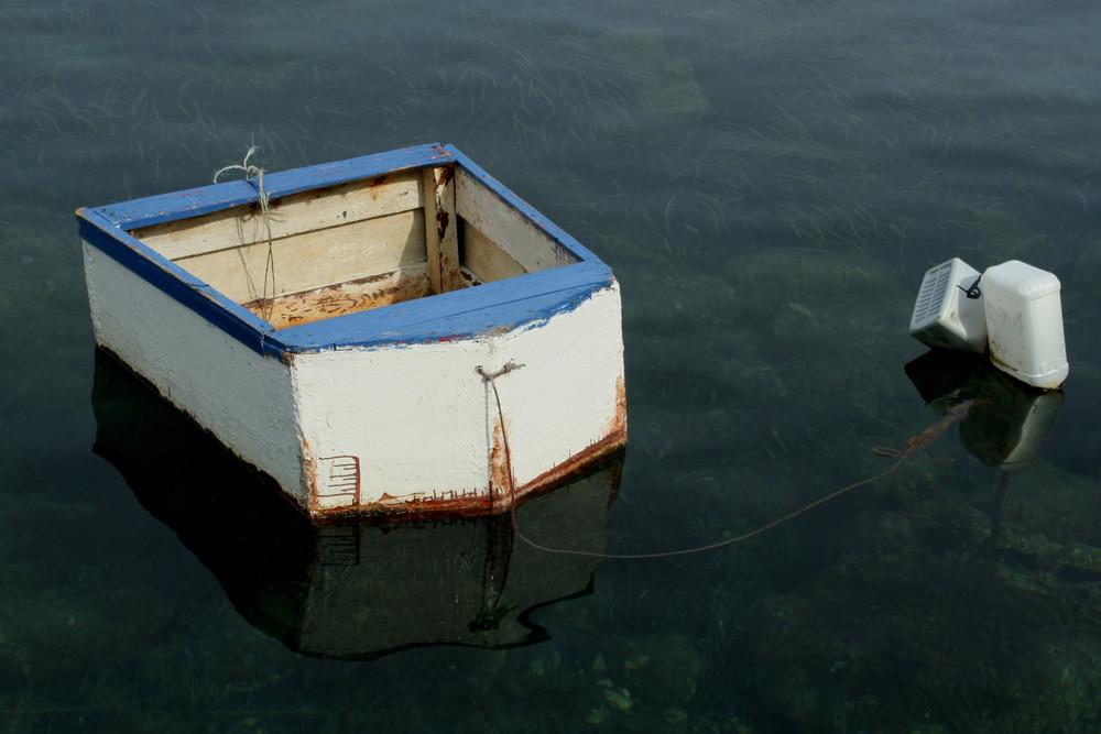 Malta/St. Paul's: Maltas größtes Fischerboot