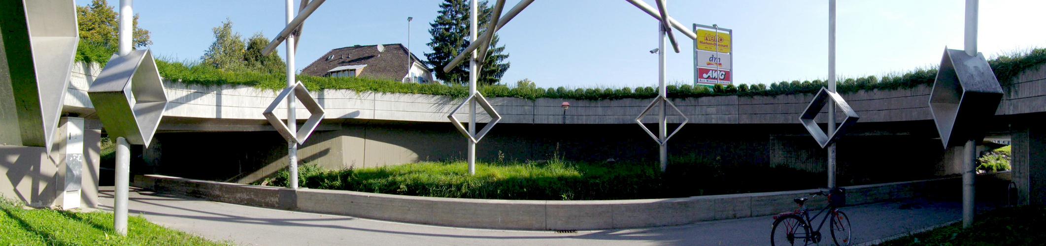 Malteserkreisel in Heitersheim (I)