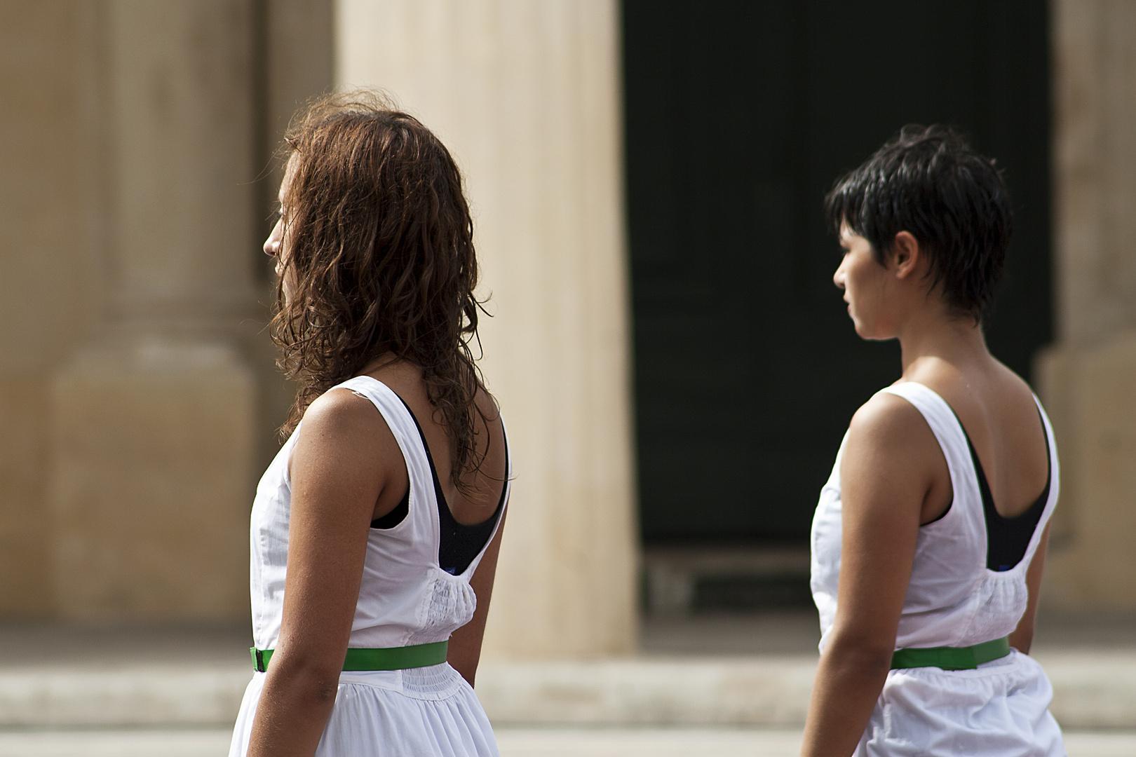 Maltesische Tänzerinnen 5