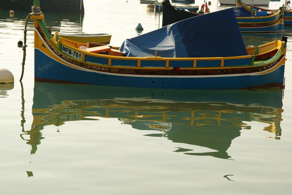 maltesisches Boot