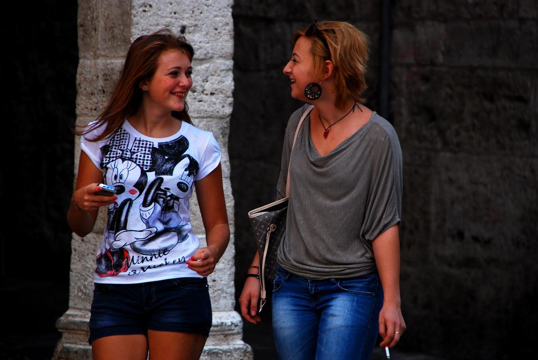 mama e figlia
