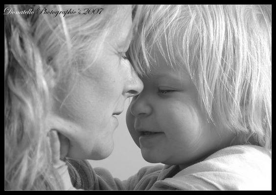 Mama, ich hab dich lieb !