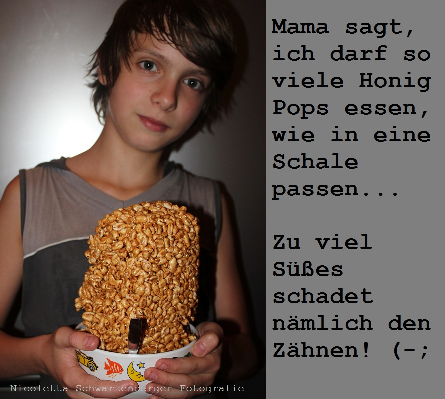 Mama sagt...