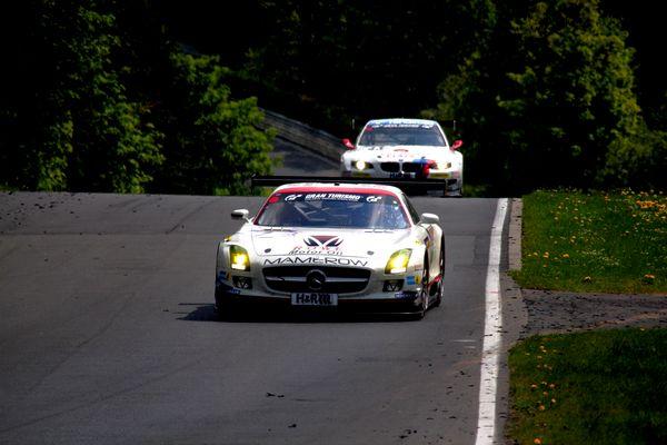 Mamerow SLS vs BMW Motorsport