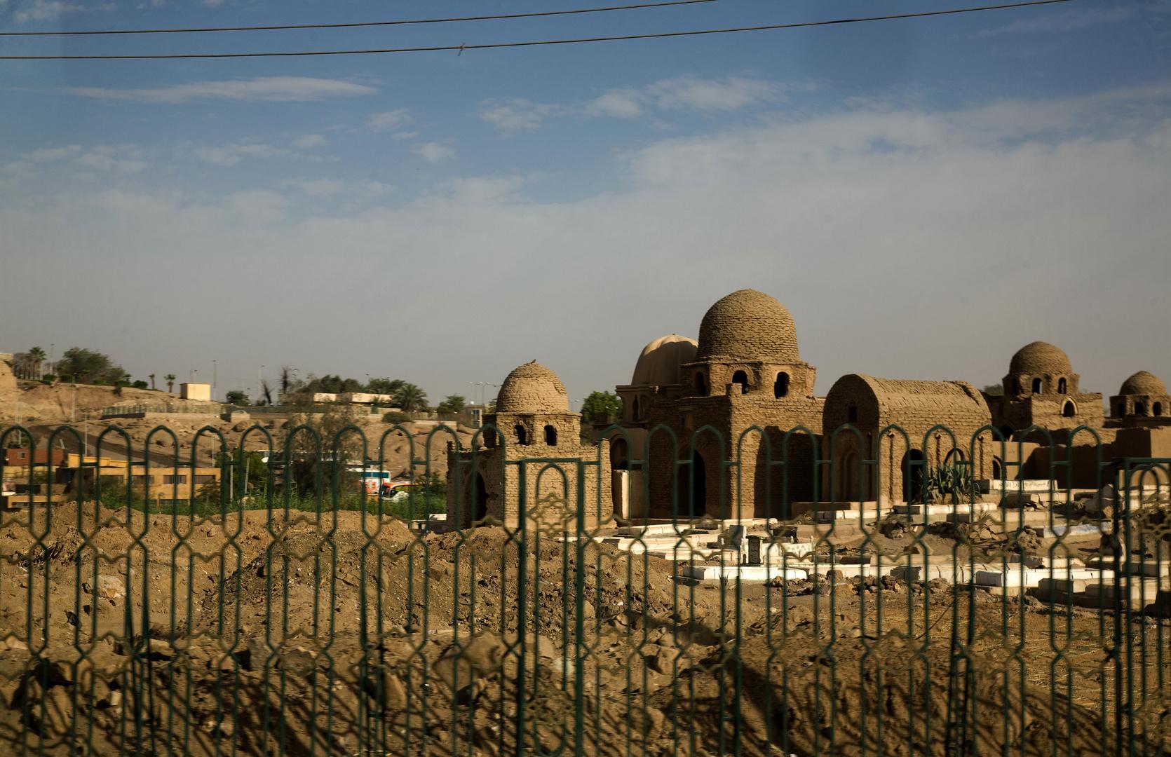 Mamluk Cemetery Aswan