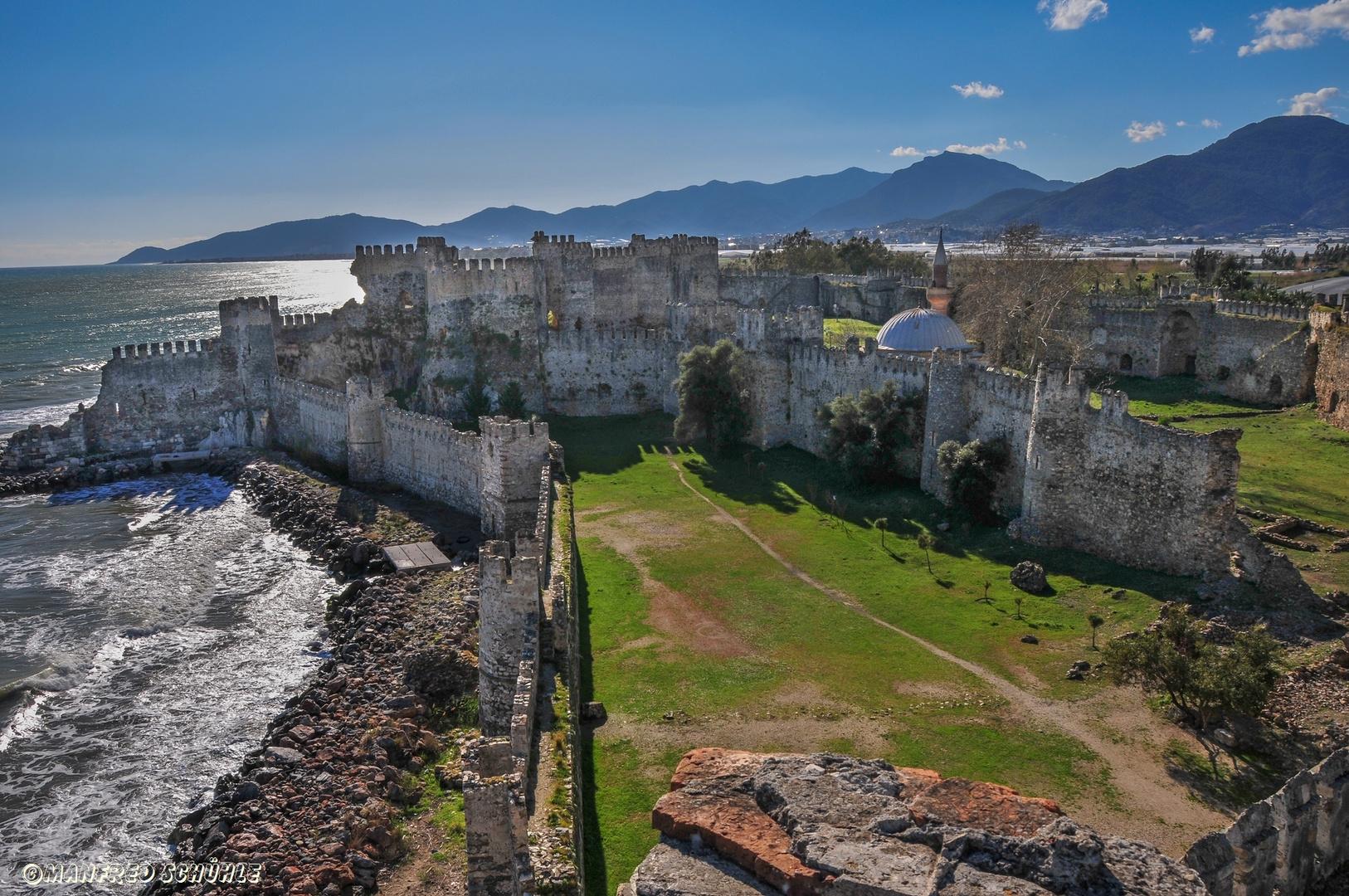 Mamure Kalesi-Festung