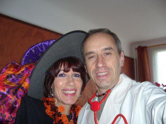 Mamyriam et Papytrick font leur Carnaval !!!!