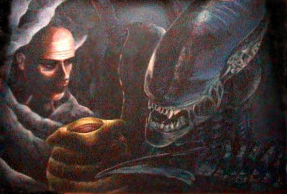 """""""Man as an Individual"""" feat. Alien Deluxe"""